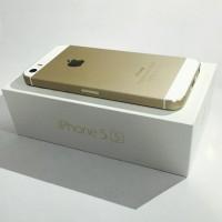 iPhone 5s 32GB GOLD Distributor 1 tahun PLATINUM