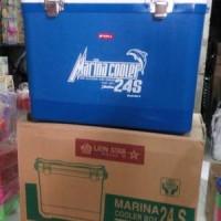 COOLER BOX MARINA LION STAR KAPASITAS 24 LITER