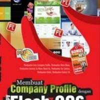 Membuat Company Profile Dengan Adobe Flash CS6