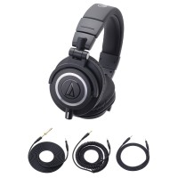 Audio-Technica ATH-M50x Monitor Headphones - ATH M50x Headphone