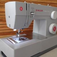 mesin jahit singer hd 4423 , new