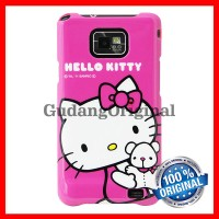 harga Hello Kitty Hard Case Samsung Galaxy S2 San82kta Tokopedia.com