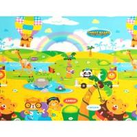 Korean Baby PlayMat - Karpet Alas Bayi Korea - 135cm x 105cm x 1.0cm