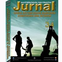 Jurnal Harga Satuan Bahan Bangunan Kontruksi & Interior Edisi 34-2015