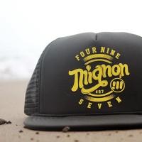 harga Topi / Hat distro mignon 497 original coklat Tokopedia.com