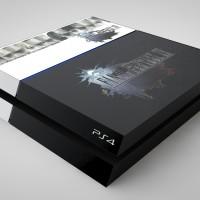 Sticker / Skin Playstation 4 PS4 Final Fantasy XV