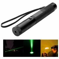 harga Laser Pointer 532NM Aerometal Handheld Adjustable Focus - Green Beam Tokopedia.com
