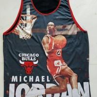 harga S.jord3 - Singlet Nba/ Tangtop Bulls / Kaos Michael Jordan Tokopedia.com