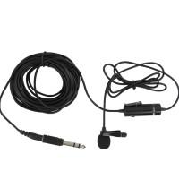 JJC SGM-38 Clip on Mic Microphone DSLR Handycam PC Smartphone