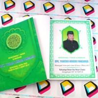 Surat Yasin Dan Tahlil Lengkap Softcover Pasang Foto Almarhum