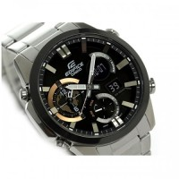 Casio Edifice ERA-500DB-1ADR Analog Digital Stainless Steel Band