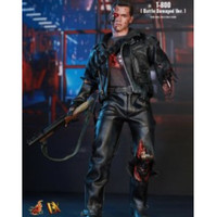 Terminator 2 T-800 Battle Damaged DX 13