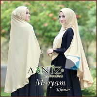 Khimar Syari 2016 - Khimar Maryam By Arniz Collection