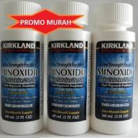 Jual Kirkland Minoxidil 5% Penumbuh Rambut, Brewok seperti Rogaine spectral Murah