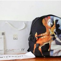JUAL TAS GIVENCHY BAMBI BACKPACK MIRROR QUALITY