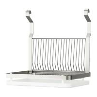 Ikea Grundtal ~ Rak Piring | Stainless Steel 35x26cm | Dish Drainer