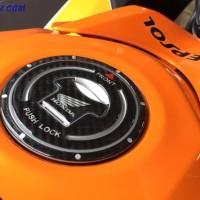 harga Fuelpad / Fuel Cap - Lid Pad / Stiker Tutup Tangki Honda CBR 150R AK45 Tokopedia.com