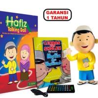 Jual hafiz talking doll boneka edukasi, mainan anak,mainan edukasi/edukatif Murah
