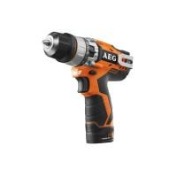 AEG BSB12C2 Cordless Impact Drill