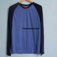 Kaos Raglan BIG SIZE Oldnavy Original Tees Jumbo BIGSIZE Tshirt