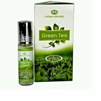 Al-Rehab Perfume Oil Green Tea By Al Rehab 6ml