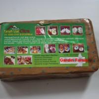 1 kg Tanah Liat Alami Siap Pakai / Pure Natural Clay