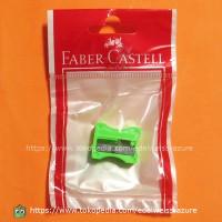 Rautan Faber Castell - Triangular Sharpener / Rautan Pensil Segitiga