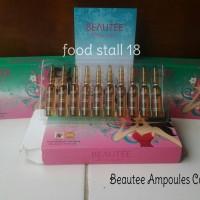Beautee Ampoules Collagen / Serum Dermaroller Collagen Ampul / Ampoule