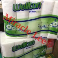 Tissue coreless merk WELTON - tissue gulung toilet - tissue roll