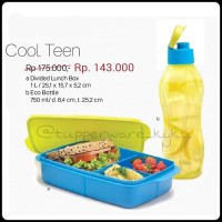 Cool Teen Tupperware Wadah Bekal Makanan