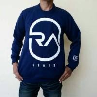 Sweater RA Raffi Ahmad Simple Navy