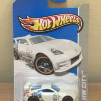 Hot Wheels Nissan 350Z Night Burnerz