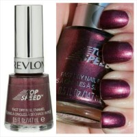Revlon Top Speed Nail Enamel #650 Sugar Plum