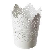 SKURAR IKEA, Candle Holder (tempat lilin), Putih