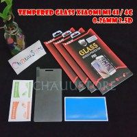 harga Tempered Glass Screen Xiaomi Mi4i Mi4c Mi 4i / 4c KAQIS 0.26mm 2.5D Tokopedia.com