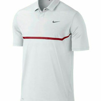 Jual Polo T-Shirt/Kaos Kerah/Nike Sport List Red Murah
