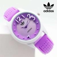 Adidas Purple (Jam Tangan Wanita Original Murah Asli Ori Grosir)