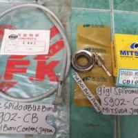 harga Kabel&Gigi Speedometer Honda S90z-CB Tokopedia.com