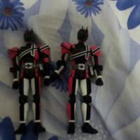 SHF Kamen Rider Decade Normal and Violent Emotion Set.