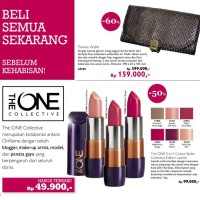 Oriflame The ONE Collective Edition Lipstick