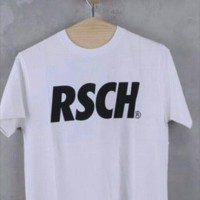 Tshirt/ T-shirt/ Kaos pria RSCH