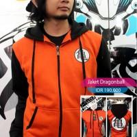 Jaket Dragonball