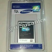 Baterai Samsung Galaxy S2 i9100 (Kualitas Original 100%)