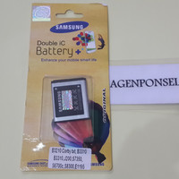 Baterai Samsung Corby B3210 Batre Baterei Battery