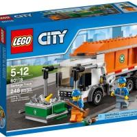 LEGO 60118 CITY Garbage Truck