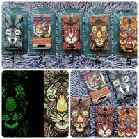 Hardcase Asus Zenfone Go ZC500TG Luxo Animal Indian Glow Case Softcase