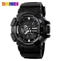 Jam / SKMEI Casio Men Sport LED Watch Water Resistant 50m - AD1117
