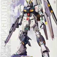 MG RX-93 Nu Gundam Ver Ka Clear ver Gunpla Expo