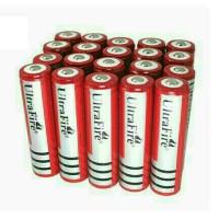 harga Baterai 18650 kuat ultrafire (utk powerbank, senter police. dll) Tokopedia.com