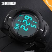 Jam Tangan SKMEI Pioneer Sport Watch WaterResist 50M - LED Watch